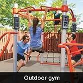 Pionier Gardenia Outdoor Gym