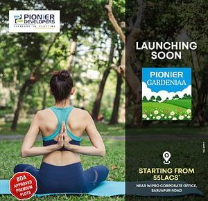 Pionier Gardenia Location - Launching Soon