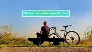 Pionier Gardeniaa -10 min From Wipro Corporate office