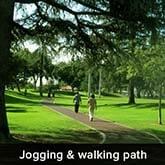 Pionier Gardenia - Jogging & Walking Path