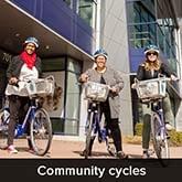 Pionier Gardenia - Community Cycles