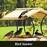 Pionier Gardenia - Birdfeeder